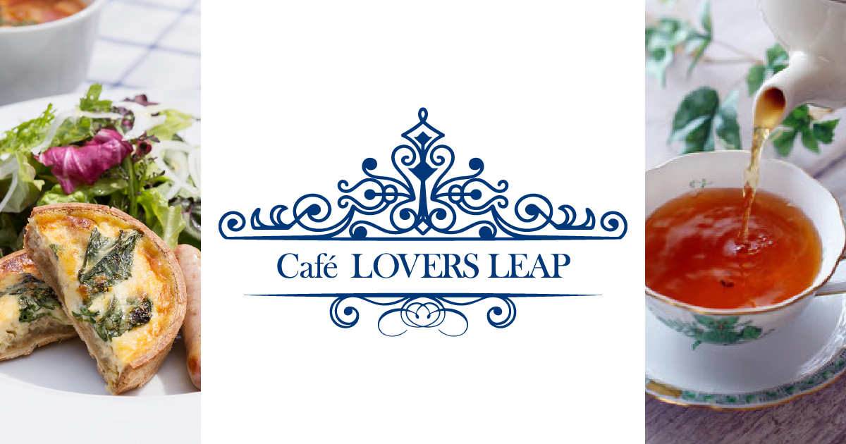 cafe LOVERSLEAP様 WEBサイト制作